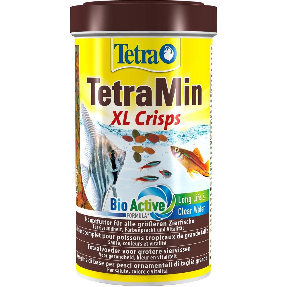 Корм для рыб TetraMin Crisps XL 500мл