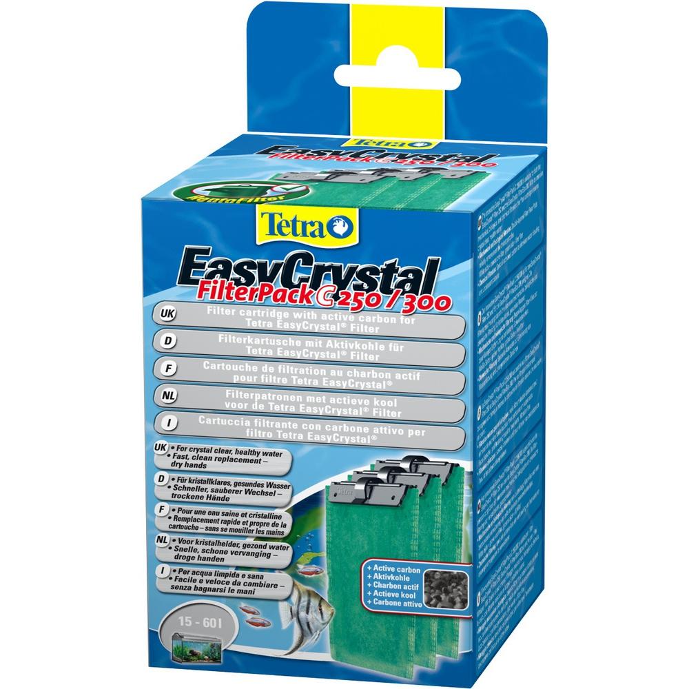 Картридж для фильтра TETRA EasyCrystal 250/300 с углём