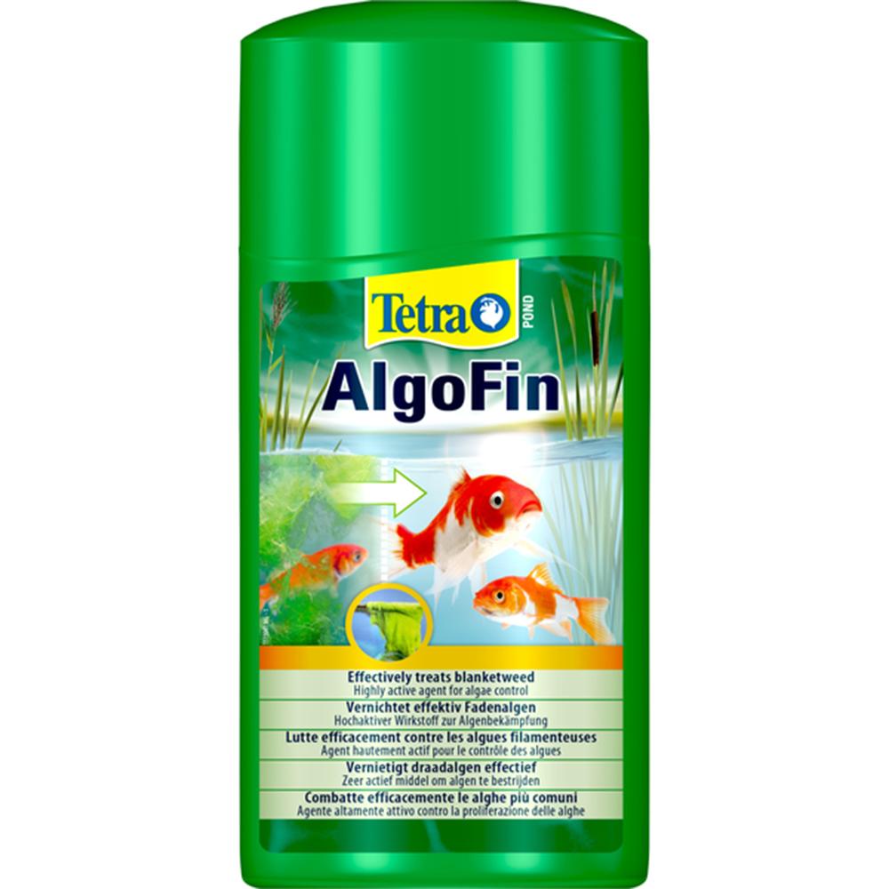 Средство против водорослей Tetra AlgoFin  1 л на 20000л