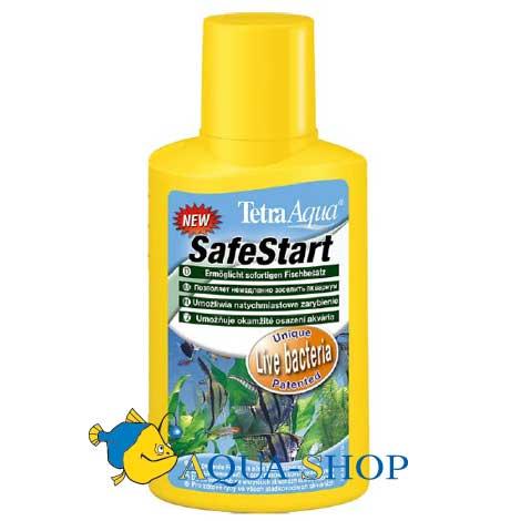 Биостартер TETRA SafeStart бактерии для запуска аквариума 50мл/60л