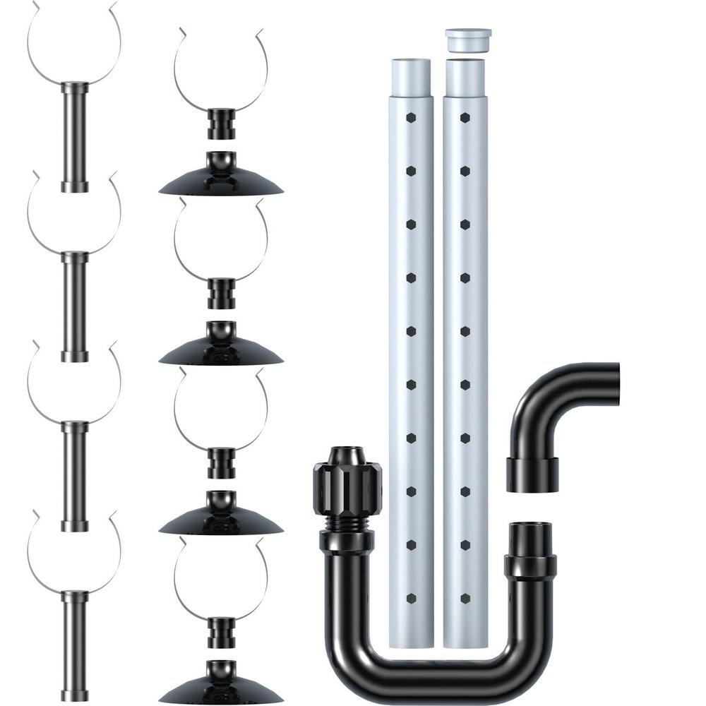 Набор трубок и зажимов для выхода воды EX 1200