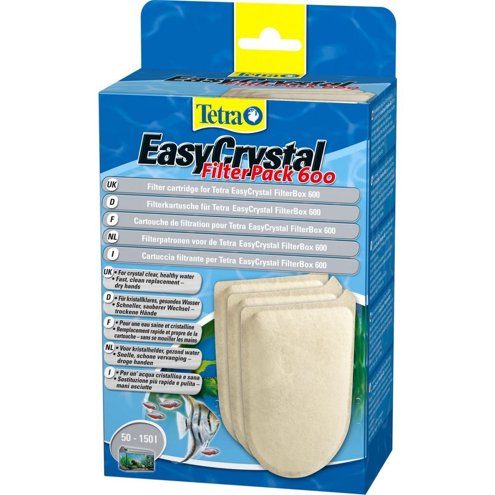 Картридж для фильтра TETRA EasyCrystal 600