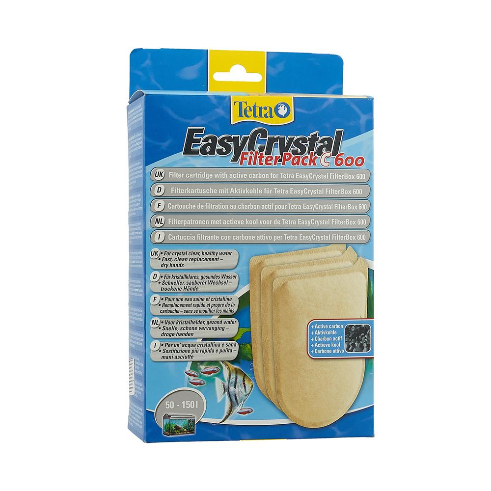 Картридж для фильтра TETRA EasyCrystal 600 с углём