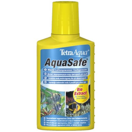 Кондиционер для подготовки воды Tetra AquaSafe 50мл/100л