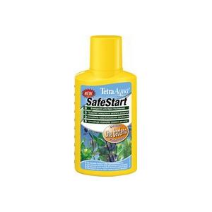 Культура бактериальная для подготовки воды Tetra Aqua SafeStart 250мл
