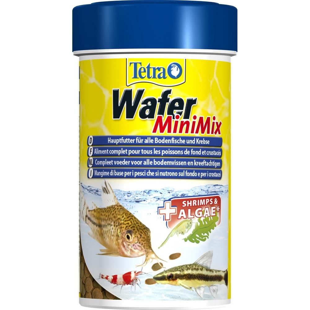 Корм для рыб TetraWater Mini Mix 100 мл