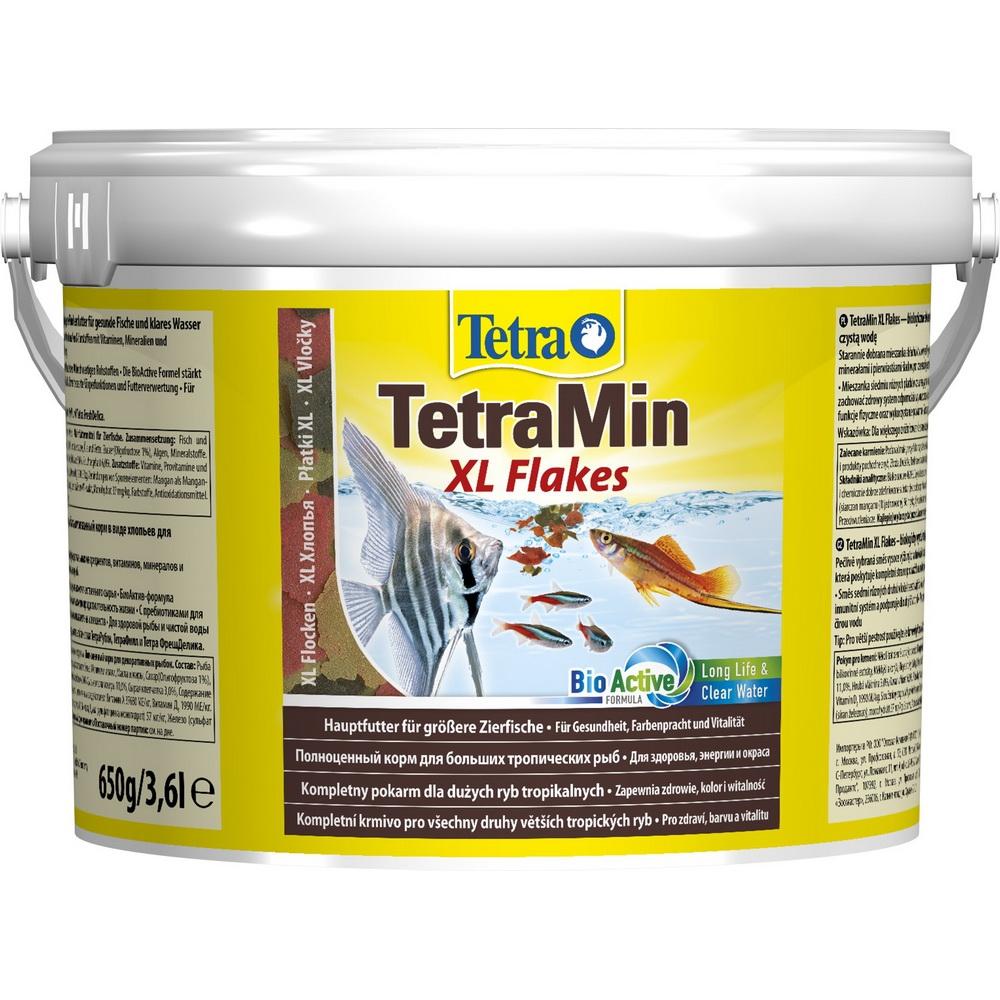 Корм для рыб TetraMin XL ведро 3,6 л