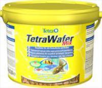 Корм для рыб TetraWaferMix таблетки (ведро) 3,6л