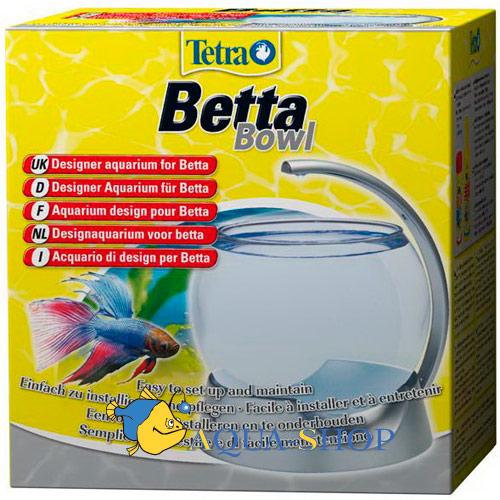 Аквариум-шар Tetra 1,8л д/петушков с освещением