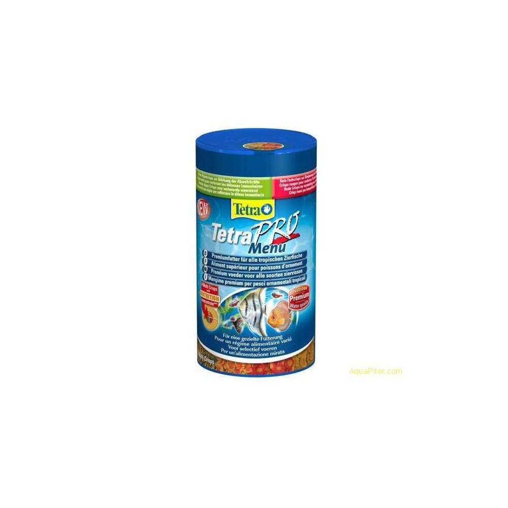 Корм для рыб TetraPro Menu 250мл