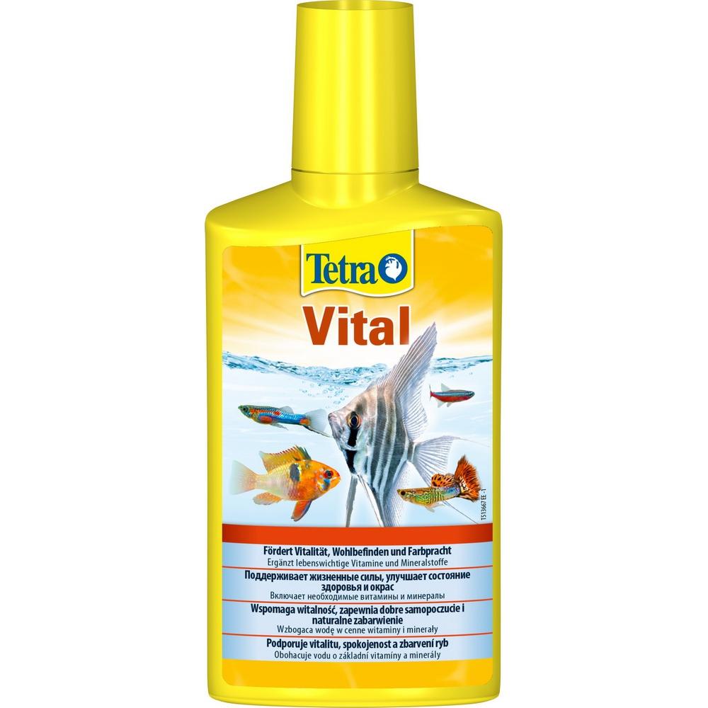 Кондиционер для поддержания естеств условий Tetra TetraVital  250мл на 500л