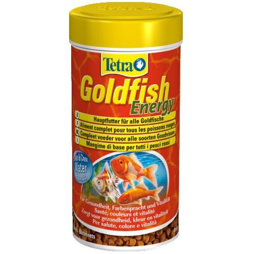Корм для рыб TetraAniMin Goldfish Energy гранулы  250мл