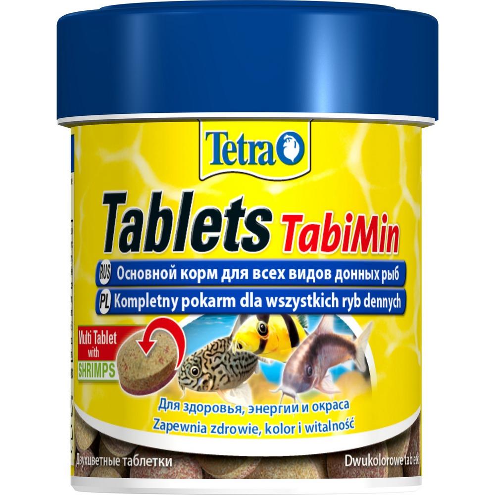 Корм для рыб TetraTabiMin 120 табл