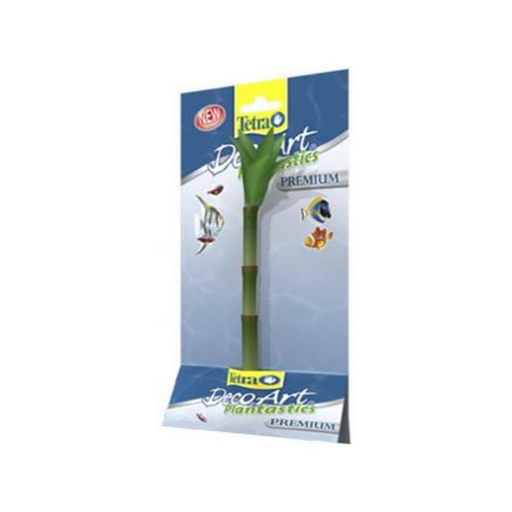 Растение шелковое Бамбук 15см