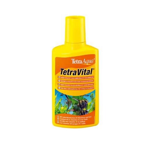 Кондиционер для поддержания естеств условий Tetra TetraVital  500мл на 1000л