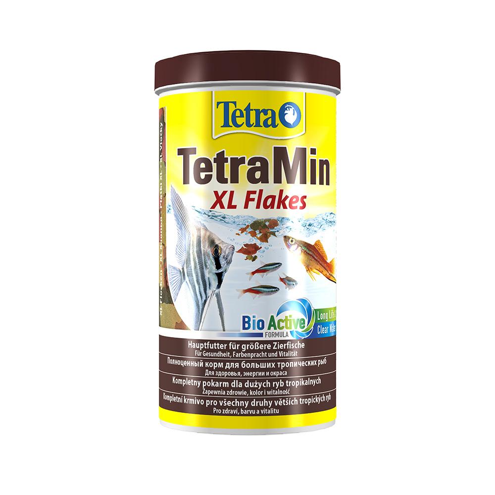 Корм для рыб TetraMin XL крупные хлопья  1000мл
