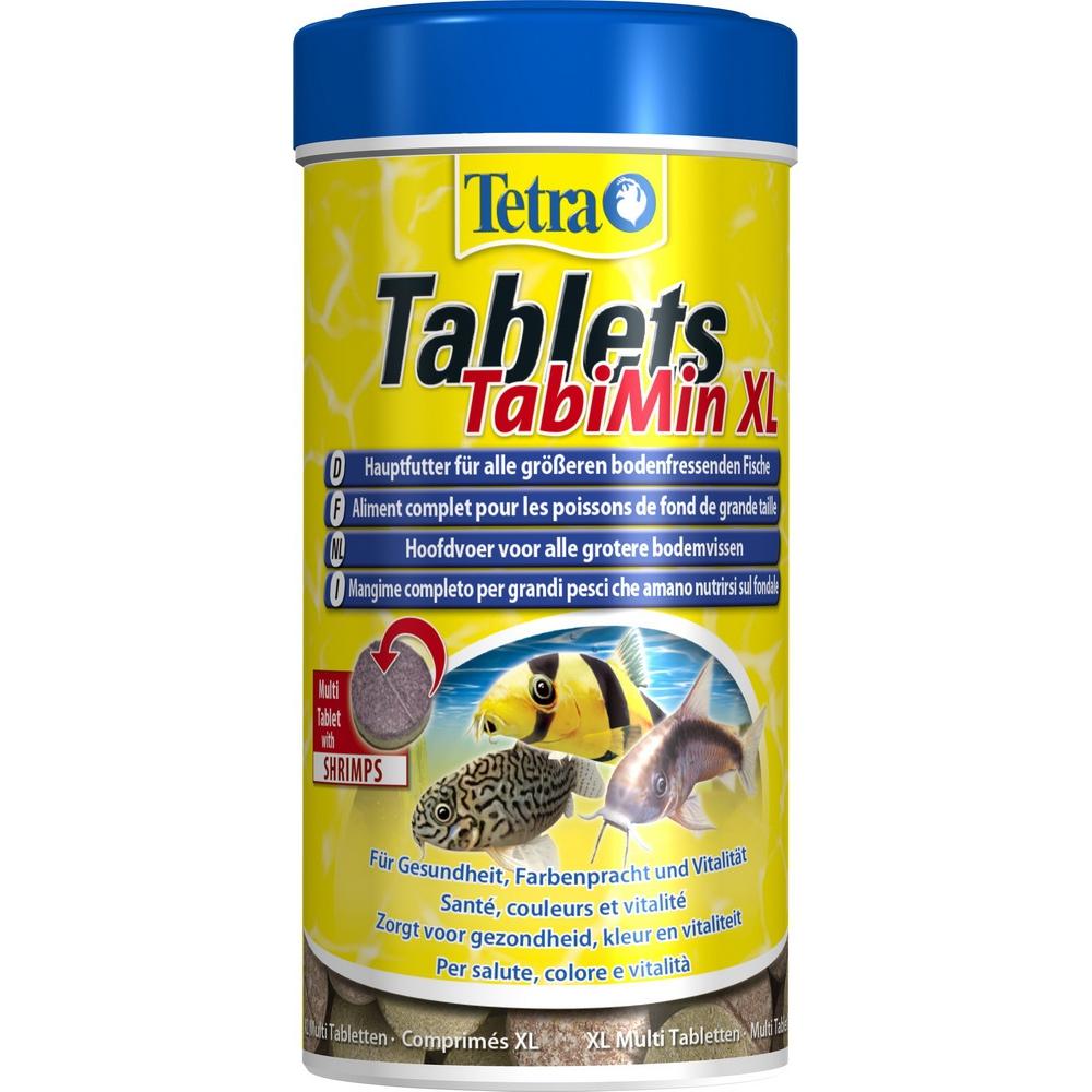 Корм для рыб TetraTabiMin XL 133 табл