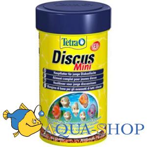 Корм для рыб Tetra Discus Mini 100мл