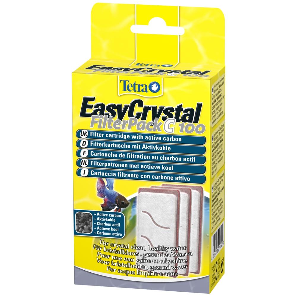 Картридж для фильтра TETRA EasyCrystal 100 с углём