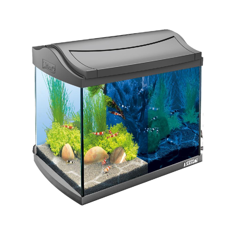 Аквариум Tetra AquaArt LED Shrimp 20л для креветок