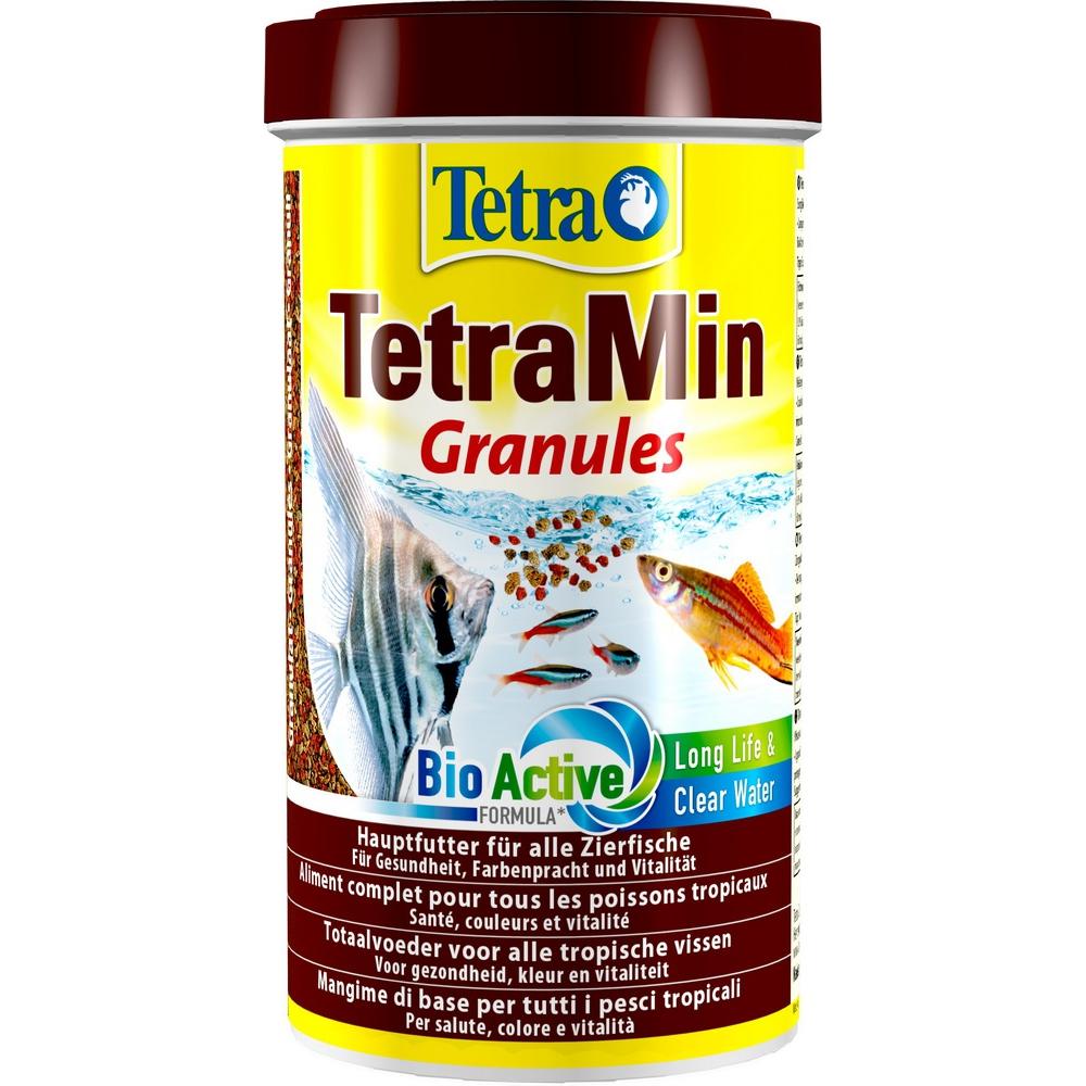 Корм для рыб TetraMin Granulat гранулы 500мл