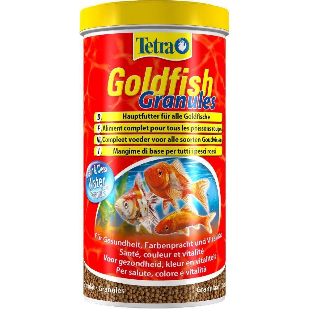 Корм для рыб Tetra Goldfish Granules 1л
