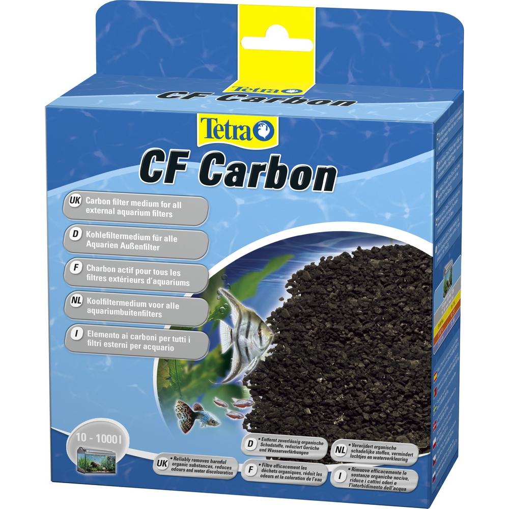 Уголь для фильтра Tetra EX 600/700/1200 100 г х 6. в мешках