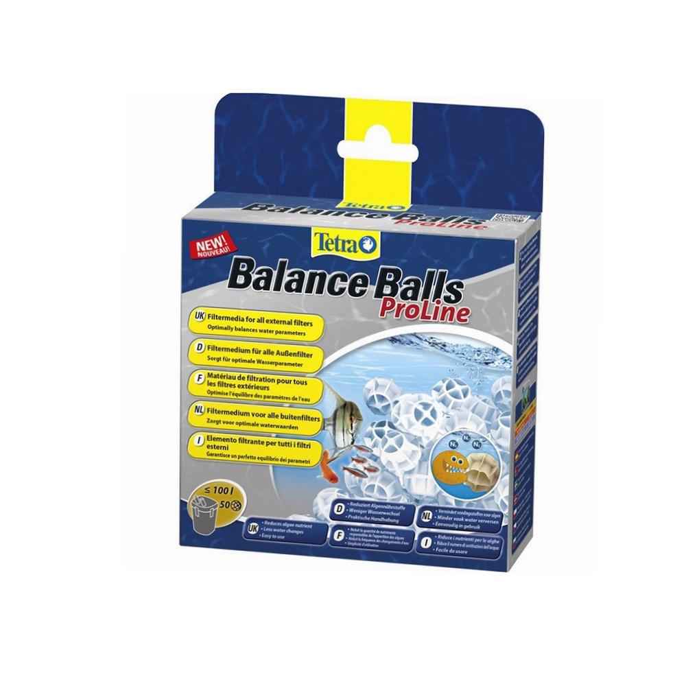 Наполнитель Tetra BalanceBalls ProLine 440мл для всех видов внешних фильтров