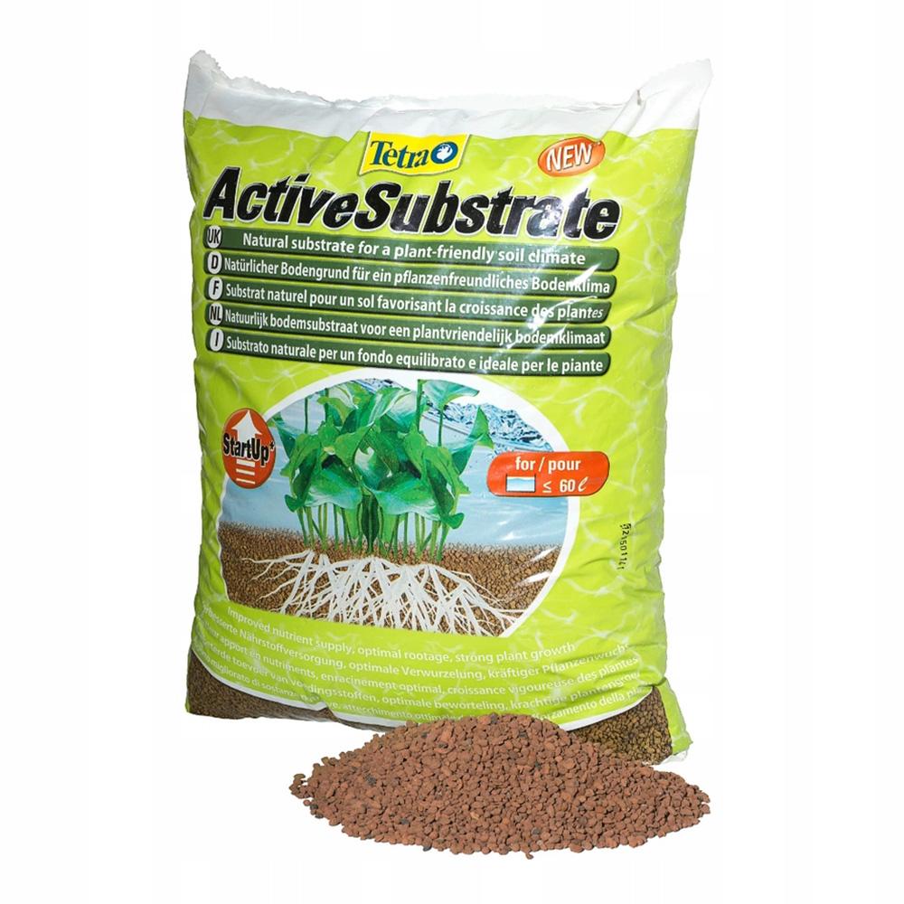 Грунт питательный Tetra  ActiveSubstrate 6л