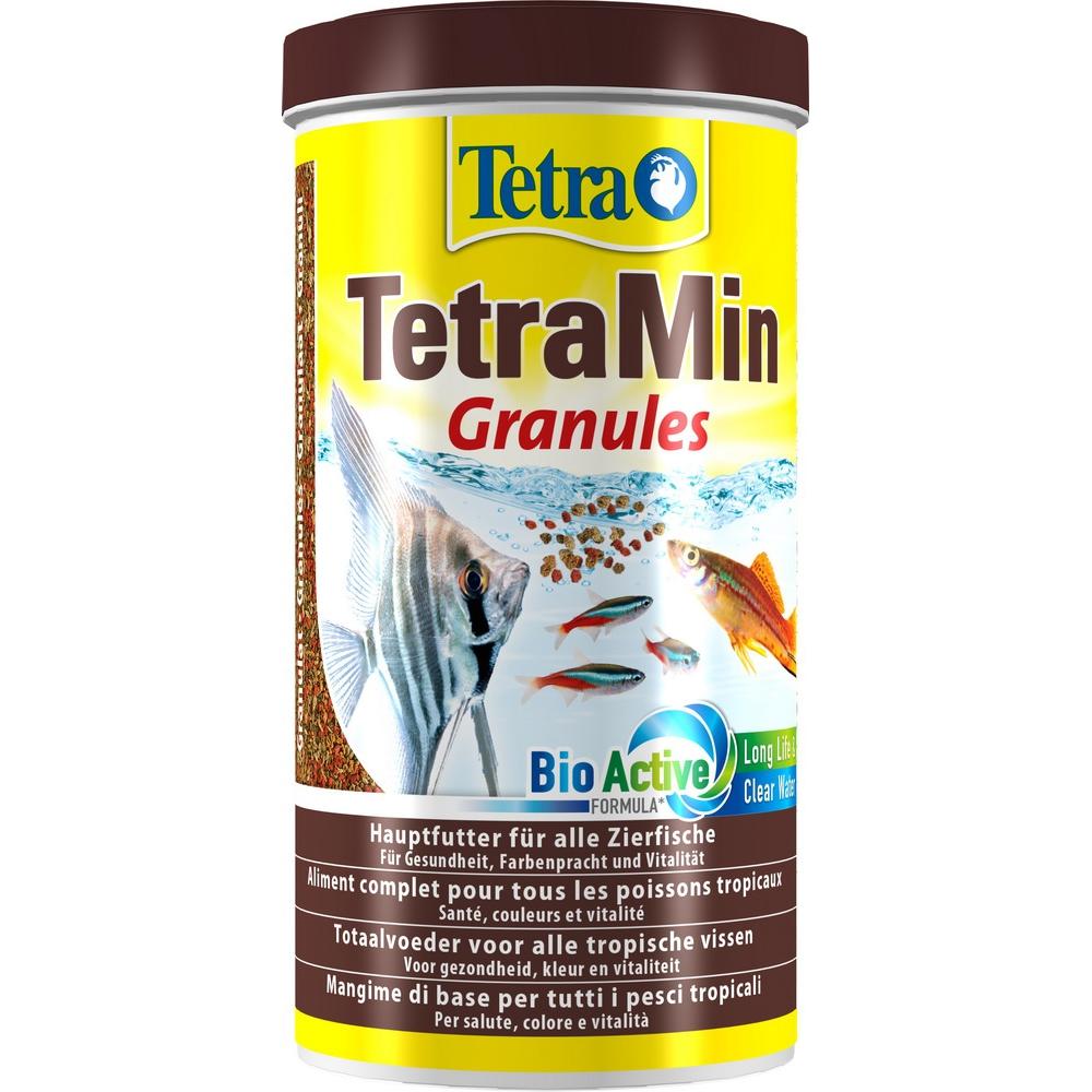 Корм для рыб TetraMin Granulat гранулы 1л