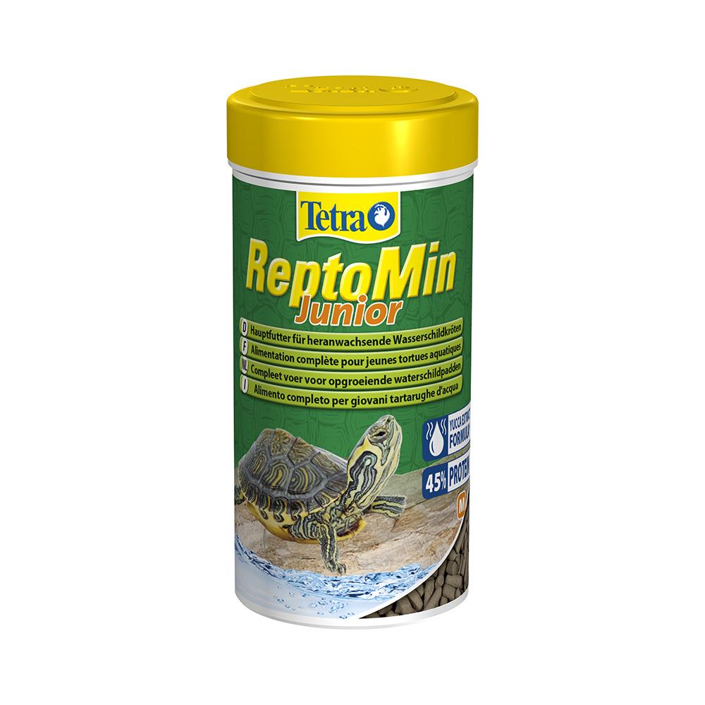 Корм для молодых черепах Tetra ReptoMin Junior 250мл