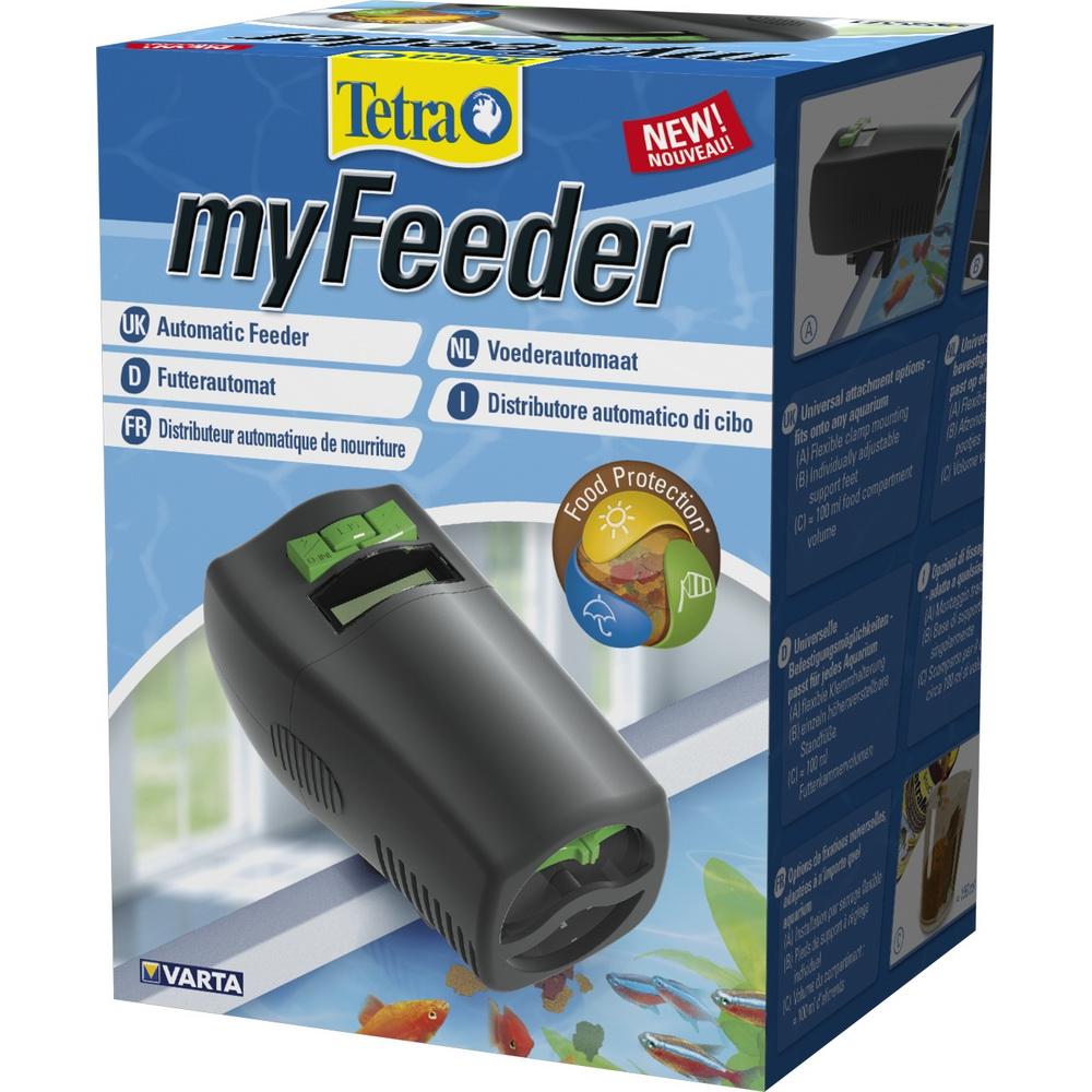 Автокормушка Tetra myFeeder на батарейках