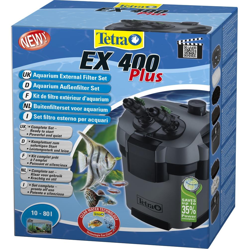Фильтр внешний TETRA EX 400 Plus на 10-80л