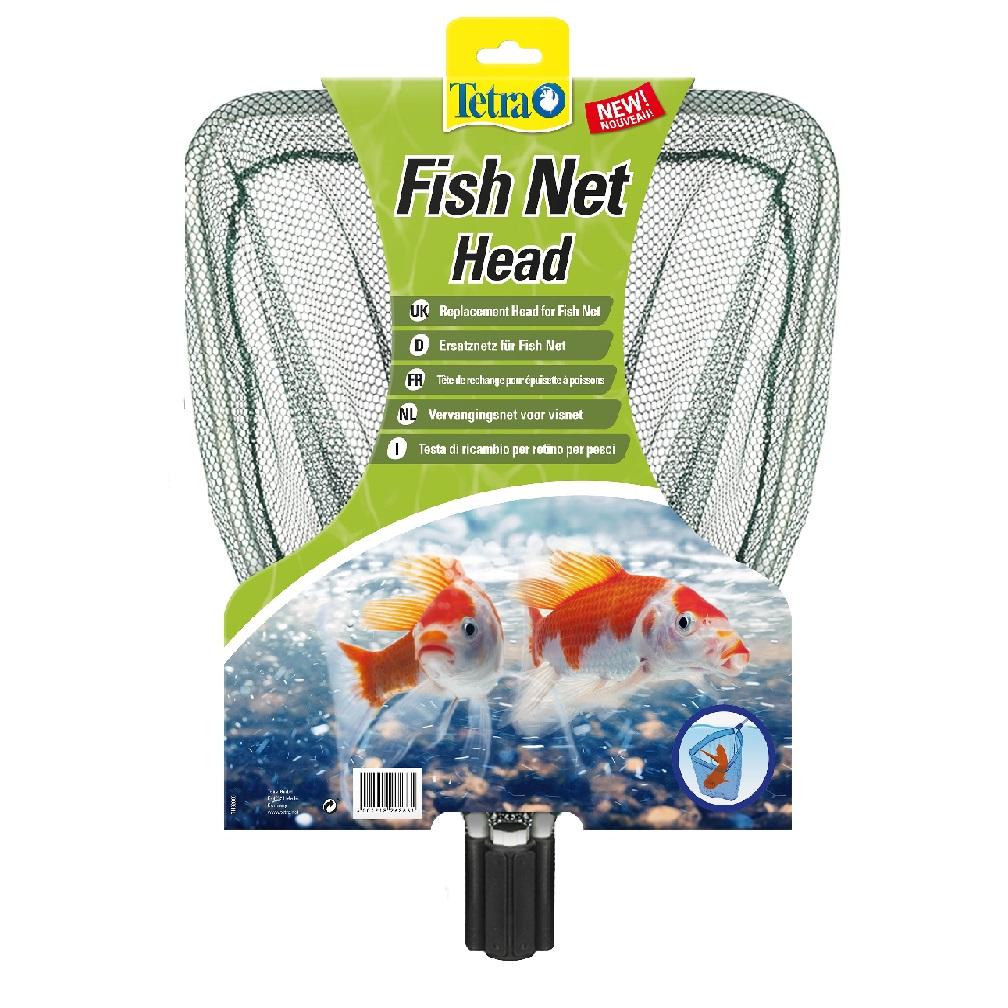 Сачок  Tetra Pond Fish Net   прудовый без телескопической ручки