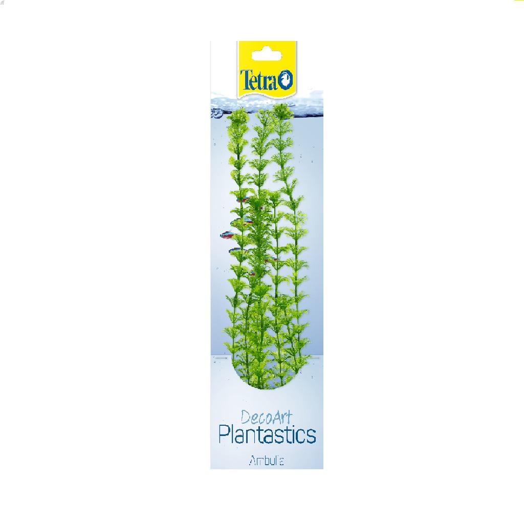 Растение пластиковое TETRA DecoArt M Амбулия 23см
