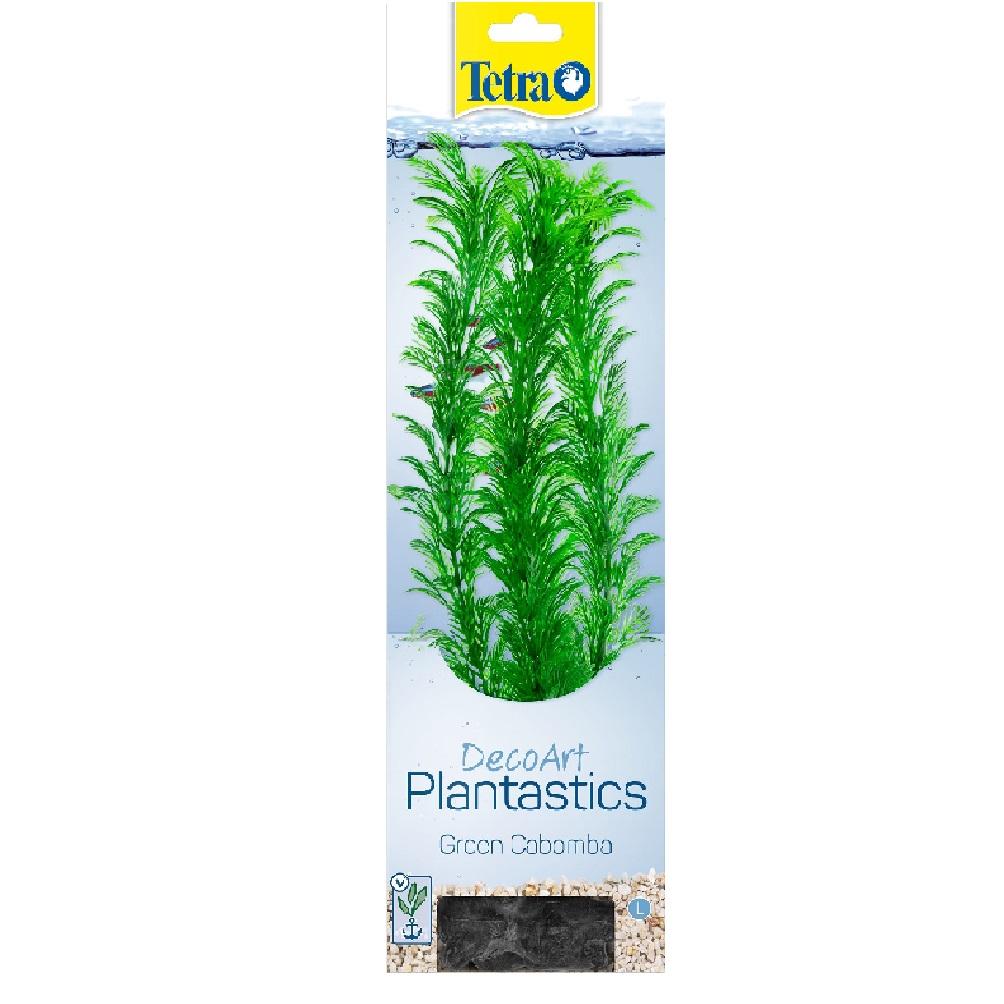 Растение пластиковое TETRA DecoArt L Кабомба 30см