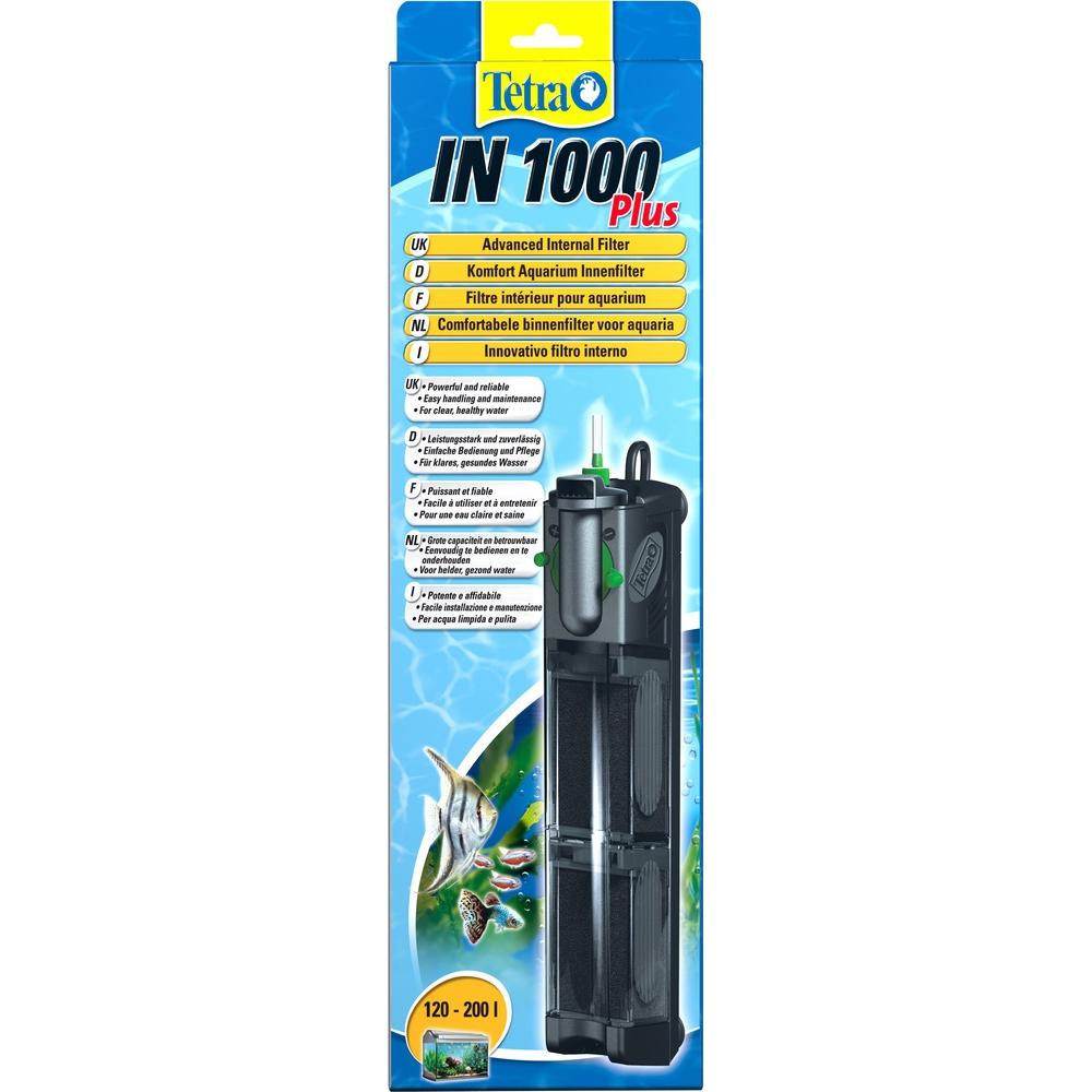 Фильтр внутренний TETRA IN1000 1000л/ч до 200л