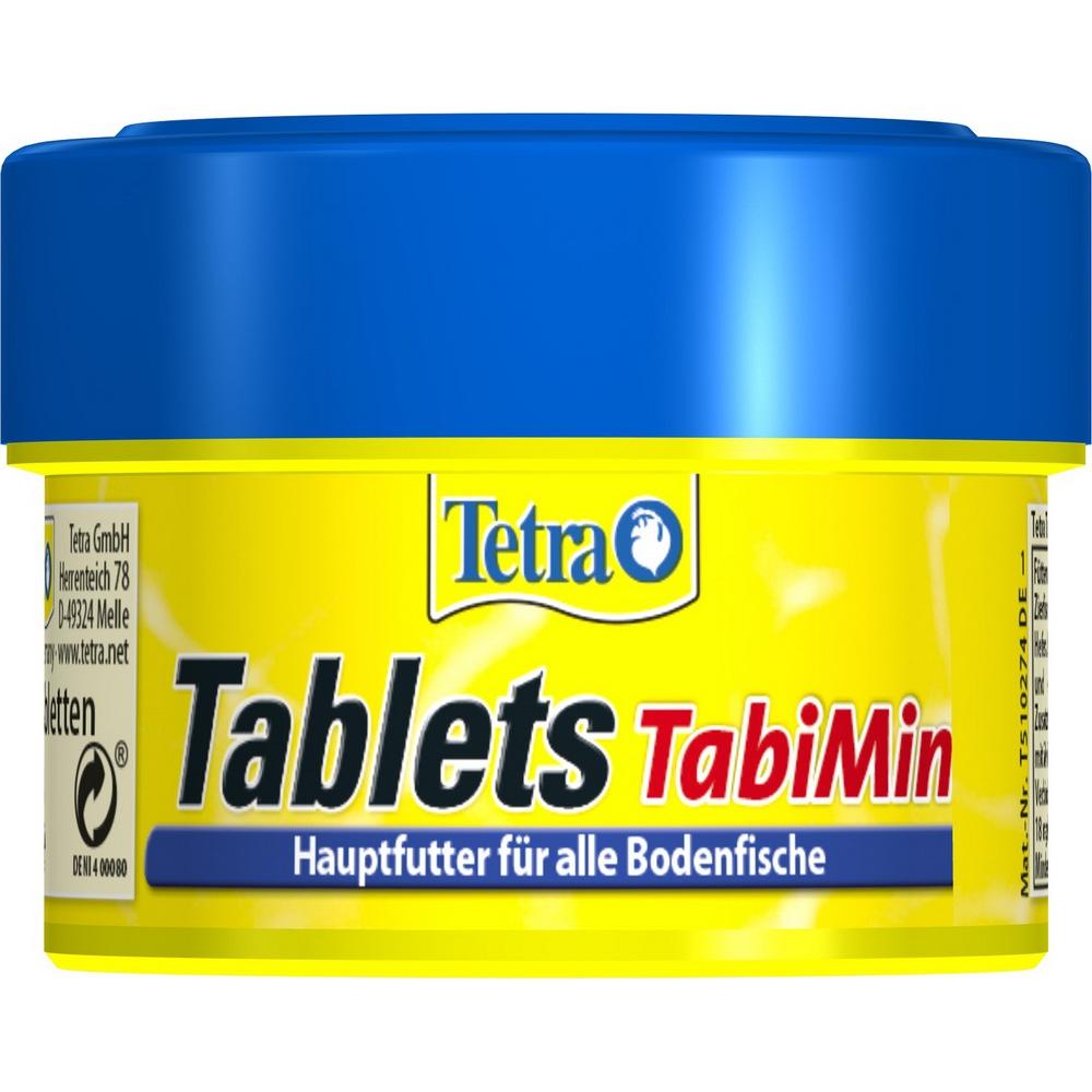 Корм для рыб TetraTabiMin 58 табл