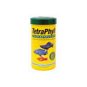 Корм для рыб TetraPhyll хлопья растительные  1000мл