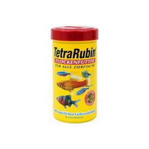 Корм для рыб TetraRubin хлопья для окраса 1000мл