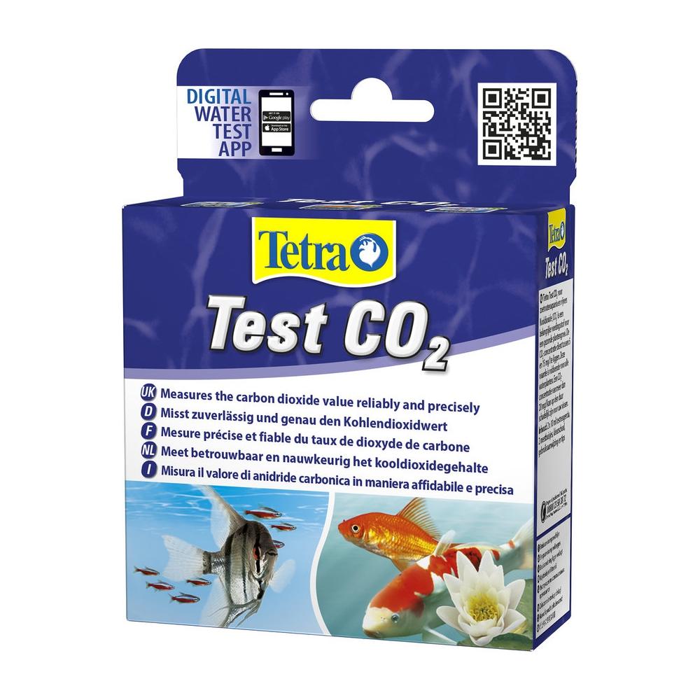 Тест TETRA CO2 (углекислота) пресн 2х10мл