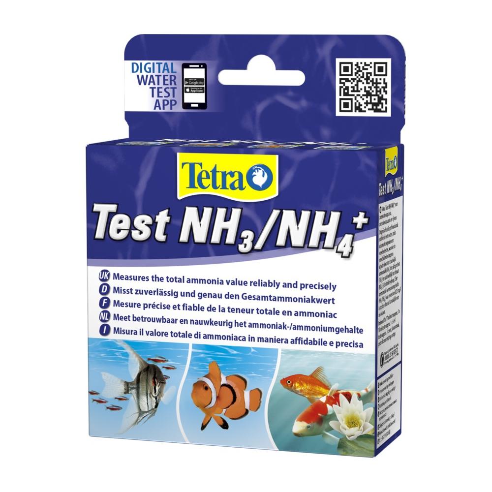 Тест TETRA NH3/NH4 (аммоний) прес/море