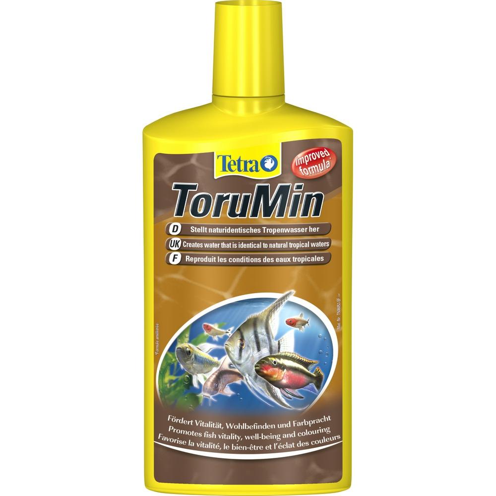 Кондиционер с экстрактом гуминовых кислот Tetra ToruMin 500мл на 1000л