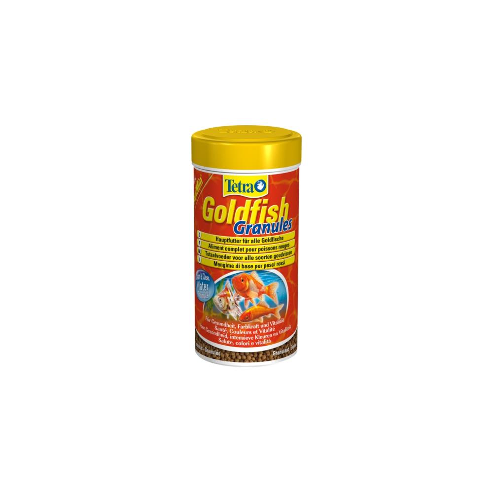 Корм для рыб Tetra Goldfish Granules гранулы для золотых рыб 250мл