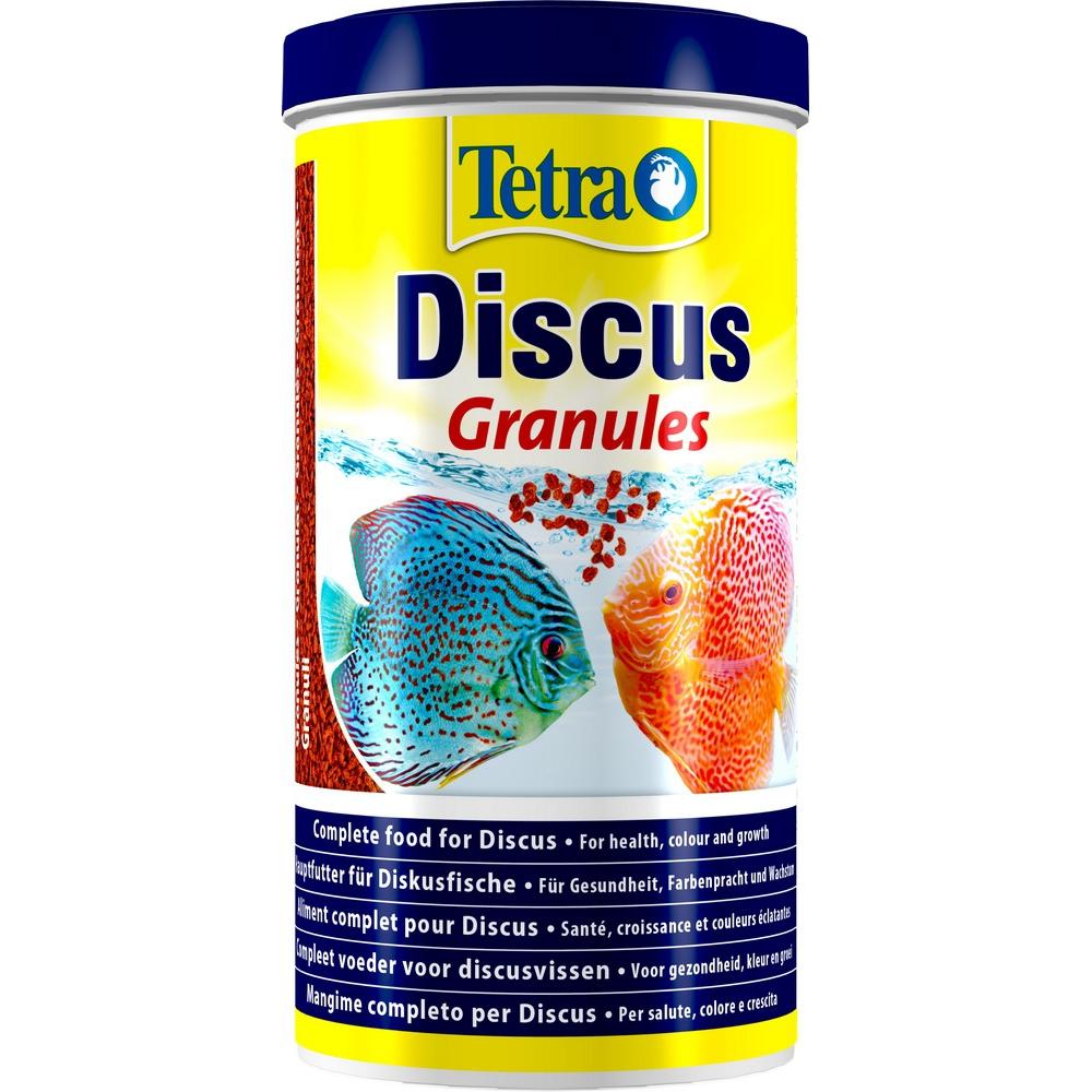 Корм для рыб TetraDiskus крупа 1000мл