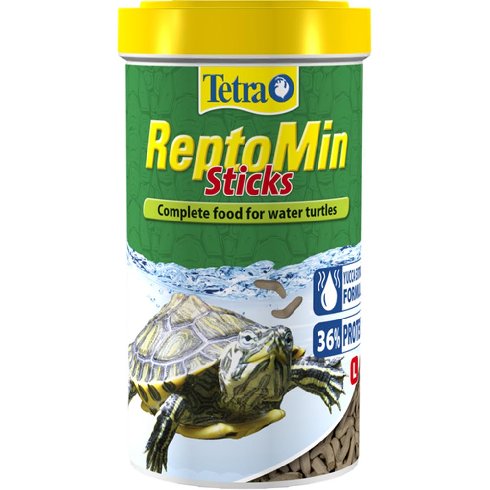 Корм для черепах Tetra ReptoMin гранулы  500мл