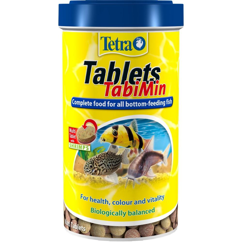 Корм для рыб TetraTabiMin 1040 табл
