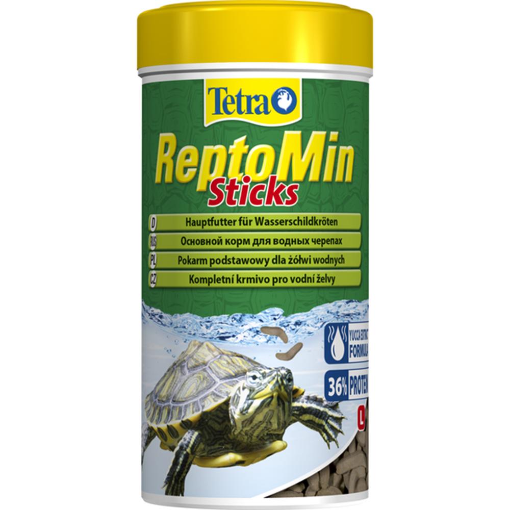 Корм для черепах Tetra ReptoMin гранулы  250мл