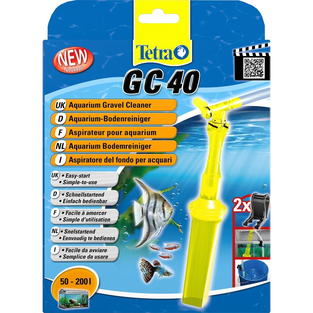 Сифон TETRA GC40 средний