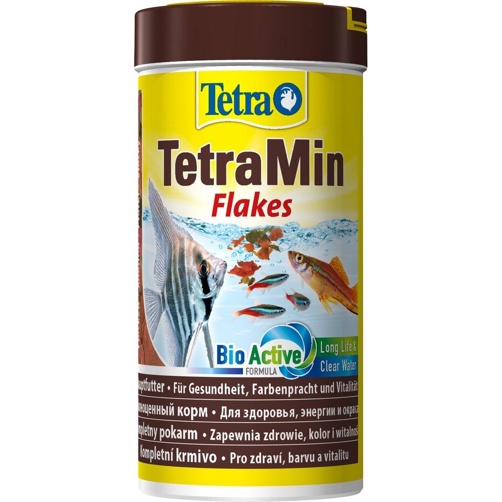 Корм для рыб TetraMin хлопья  250мл